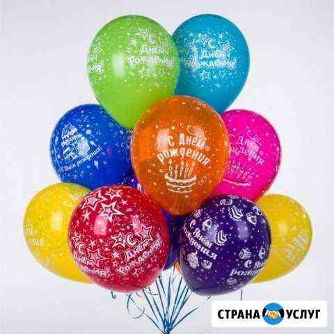 Воздушные и гелиевые шарики, шары в городе Владими Владимир