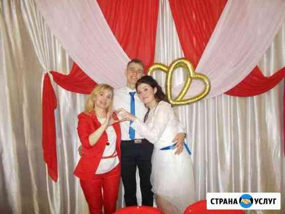 Ведущая + диджей-вокалист на Ваше торжество Барнаул