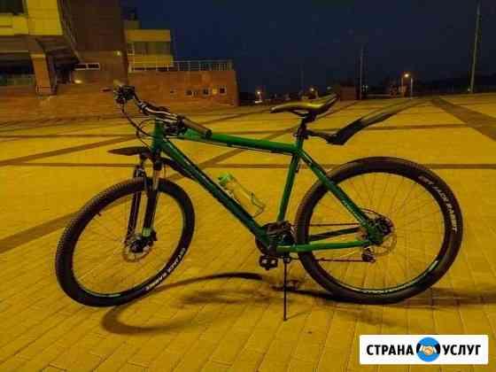 Аренда велосипеда на день (два в наличии) Красноярск