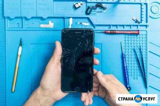 Ремонт Телевизоров iPhone/Android Планшетов пк Красноярск