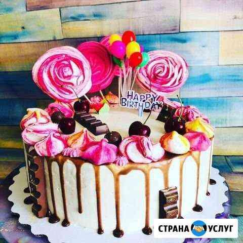 Домашние торты Петропавловск-Камчатский
