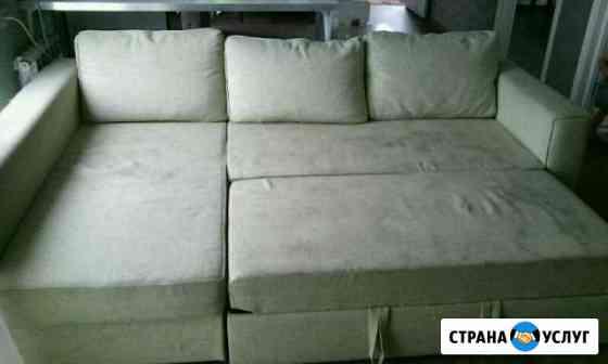 Химчистка мягкой мебели Омск