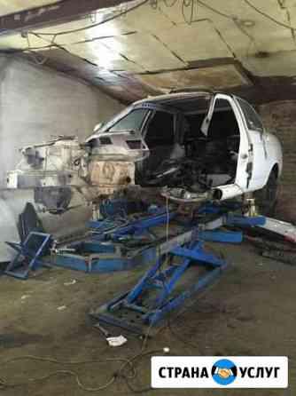 Кузовной ремонт любой сложности Прохладный