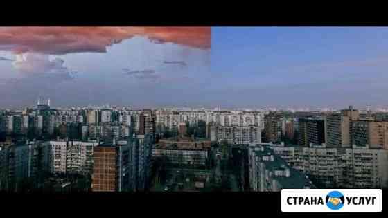Видеосъемка, цветокоррекция, монтаж Михайловск