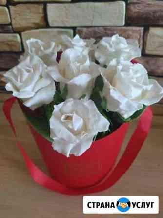 Съедобные розы Краснодар. Съедобные букеты Краснодар