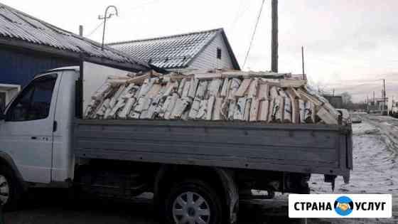 Продам берёзовые дрова Магнитогорск