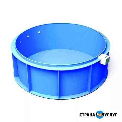 Изготовление басейнов из полипропилена Новосибирск