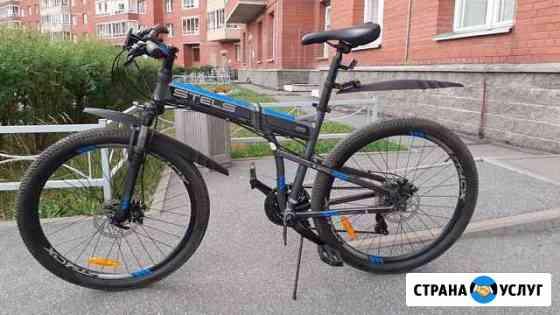 Сдаю в аренду складной велосипед Stels Санкт-Петербург