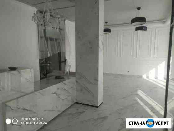 Ремонт квартир и офисов под ключ Новосибирск