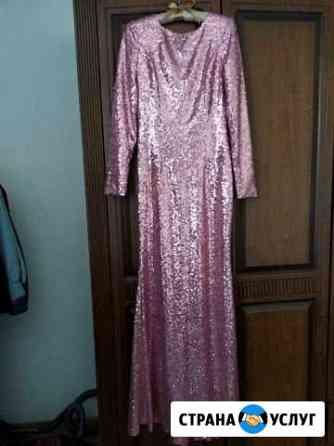Вечернее платье Гудермес