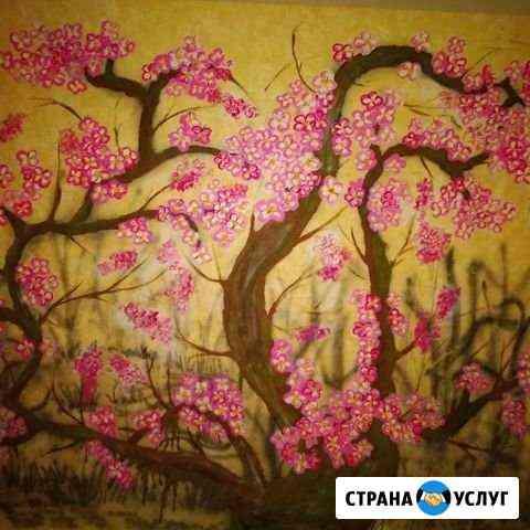 Рисунки аэрографом / художественная роспись Нефтеюганск