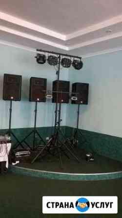 DJ с оборудованием. Звук, свет Мичуринск