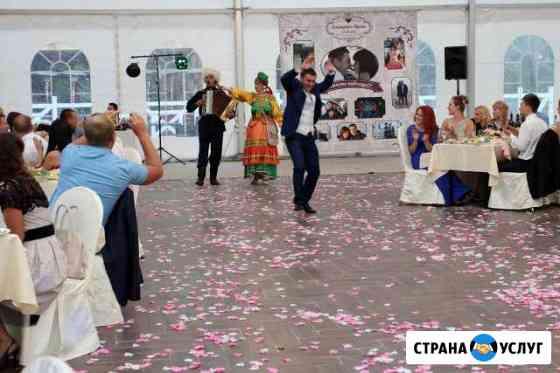 Проведение праздничных мероприятий Калининград