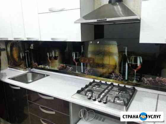 Изготовление Кухонных фартуков Южно-Сахалинск