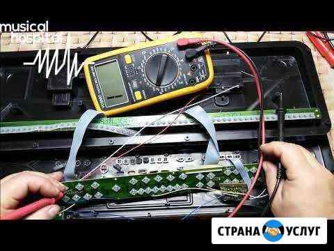 Ремонт музыкального оборудования Кострома