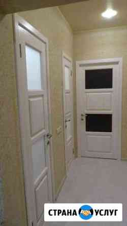 Двери из массива сосны Карельские двери Северодвинск