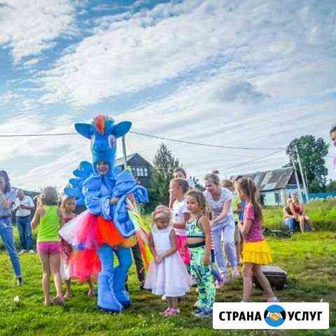Аниматоры,ведущие,детские праздники под ключ, шоу Юрьев-Польский