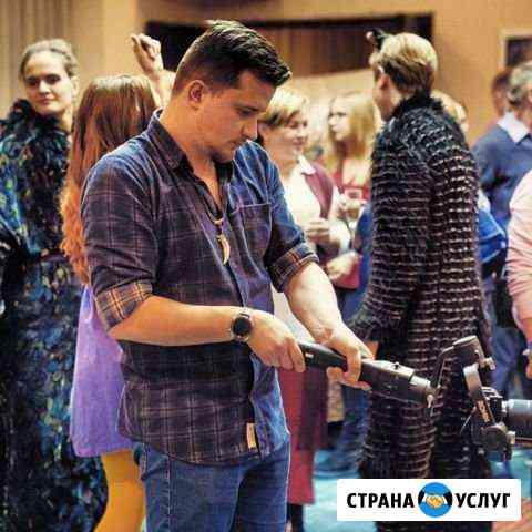 Видеограф, оператор, реклама Новосибирск