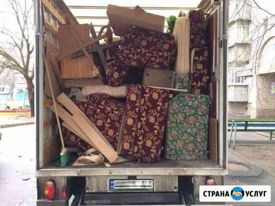 Вывоз старой мебели Ульяновск