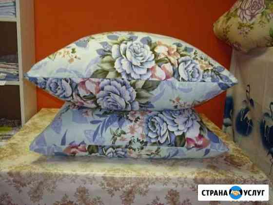 Сухая чистка подушек Казань