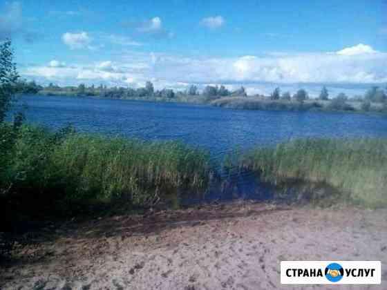 Отдых у озера Балаково