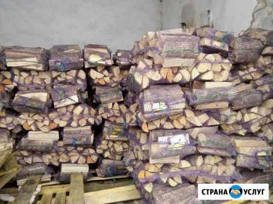 Дрова в сетках Петрозаводск