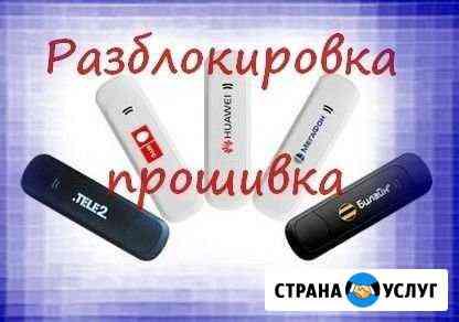 Прошивка 4G модема/роутера под любого оператора Невинномысск
