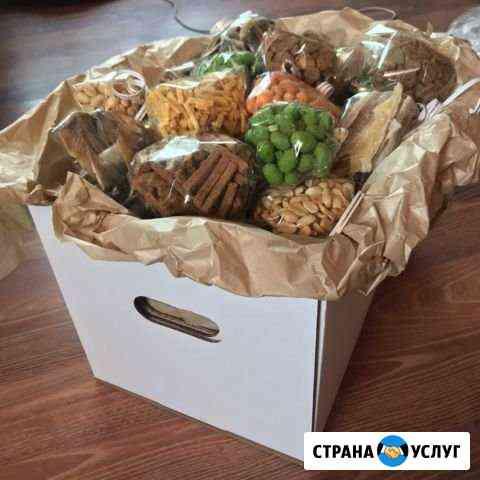 Мужской букет Калининград