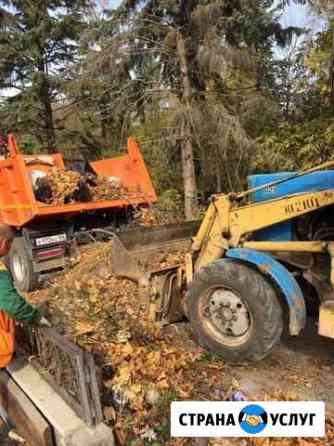 Вывоз и уборка мусора Челябинск