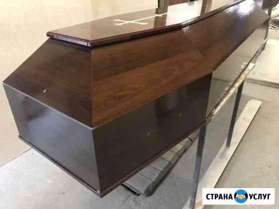 Лакированные гробы оптом от производителя Петрозаводск