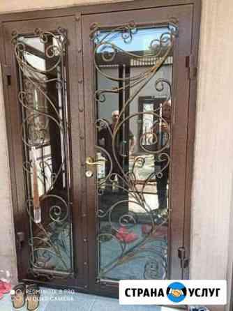 Двери, перила, навесы, решетки Семендер