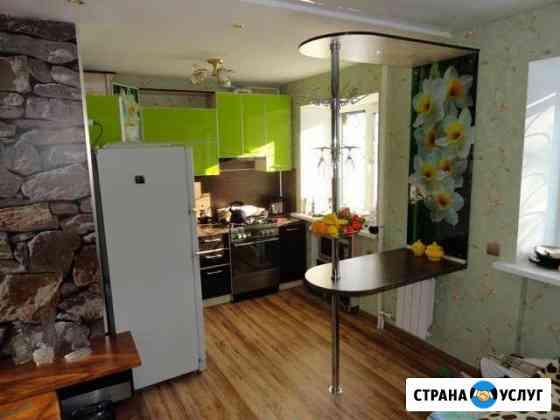 Кухонные гарнитуры, Кухни на заказ Хабаровск