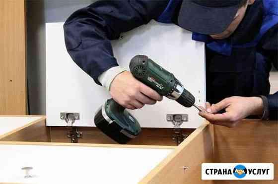 Сборка мебели на дому Нижнекамск