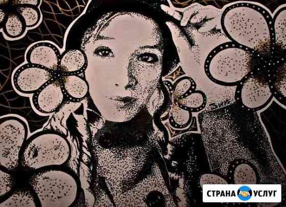 Портреты на заказ Киров