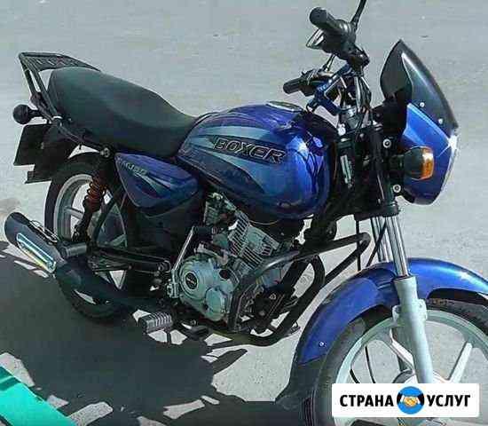 Уроки вождения категории А Киров