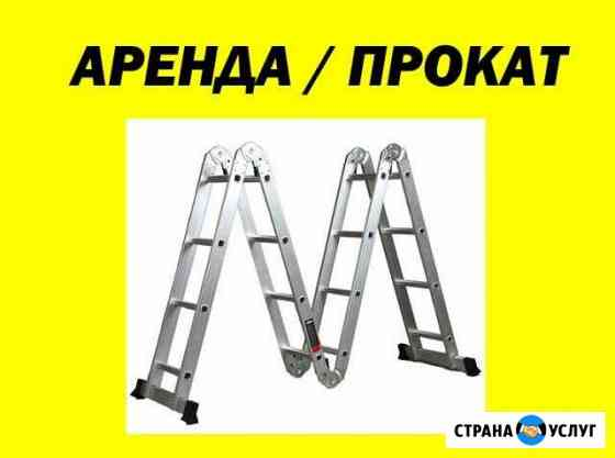 Лестница-трансформер 4х4 ступени Иркутск