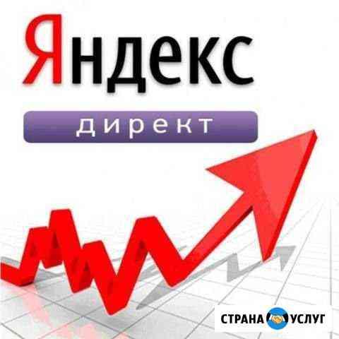 Настройка контекстной рекламы Яндекс Директ Санкт-Петербург