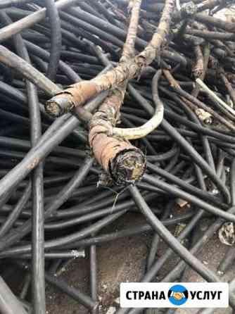 Переработка,покупка кабеля Нижний Новгород