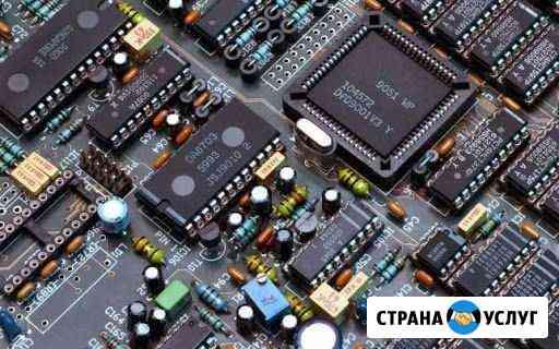 Ремонт электроники на компонентном уровне Махачкала