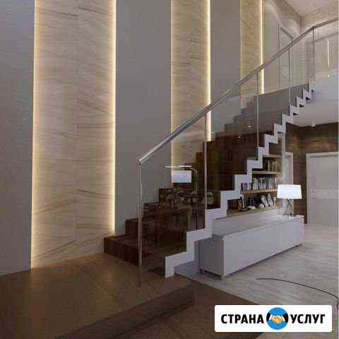 Бетонные лестницы Кострома