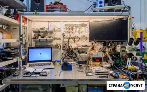 Ремонт ж.к телевизоров и компьютерной техники Усть-Кут