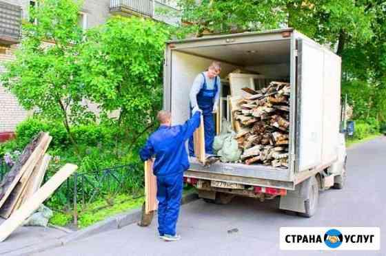 Вывоз строительного мусора Тверь