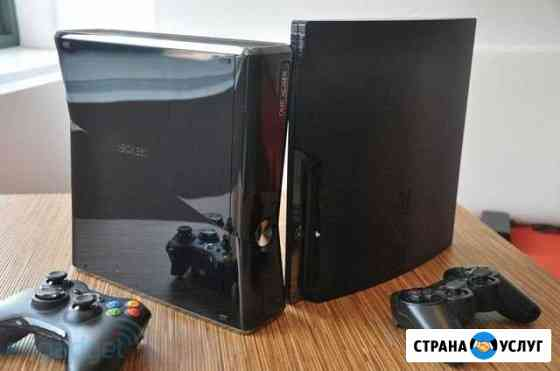 Sony playstation 3, Xbox 360 Конаково