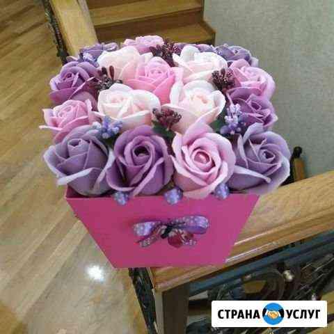 Букеты из мыльных роз Иваново