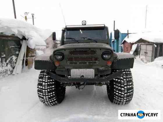 Транспортные Воркута