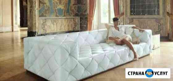 Перетяжка и изготовление мебели Оренбург