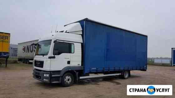 Попутные перевозки 1 3 5 10 20 тонн груза Йошкар-Ола