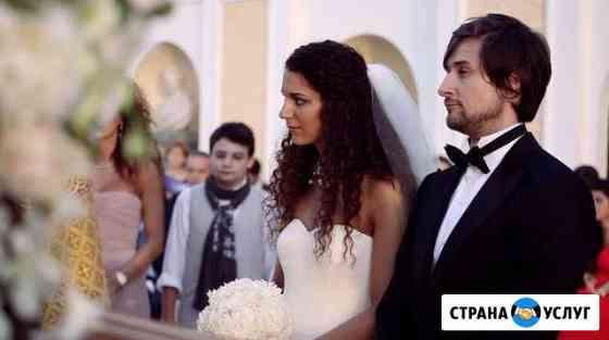 Свадебная видеосъёмка, видеооператор на свадьбу Санкт-Петербург