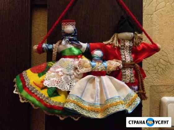 Изготовлю славянские Куклы - обереги Красноярск