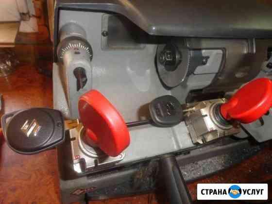 Изготовление ключей Курск